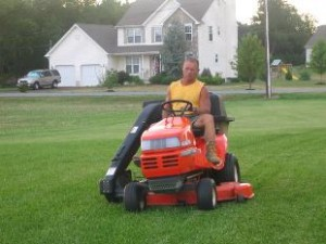 Bidding a Lawn Care Contract