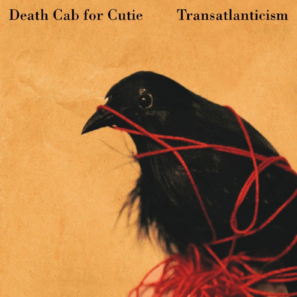 death cab for cutie album