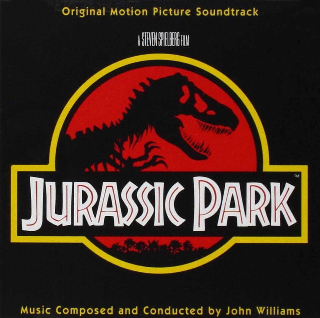 jurassic park soundtrack