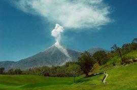 volcanologist salary