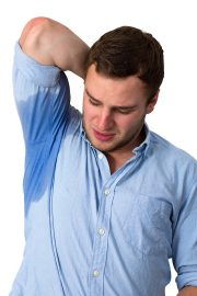 Photo Courtesy the International Hyperhidrosis Society (www.SweatHelp.org)
